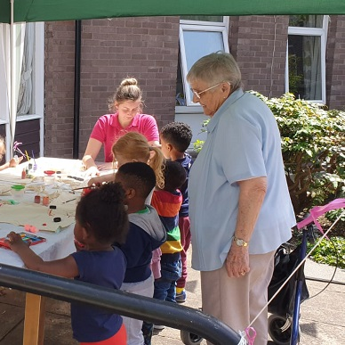 Care Home Open Day 2019 Celebrations