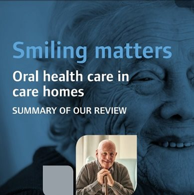 Smiling Matters - oral health care