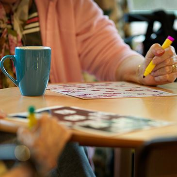 Puzzles With Residents - Westward Care