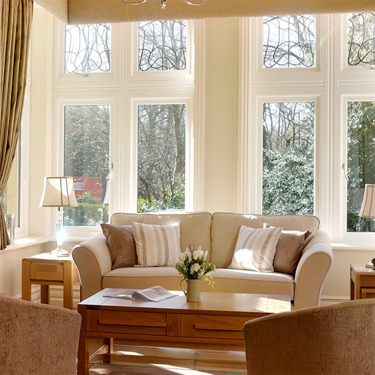 Southlands Sitting Room - Westward Care