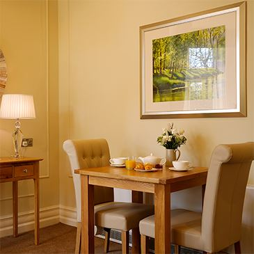 Southlands Dining Room - Westward Care