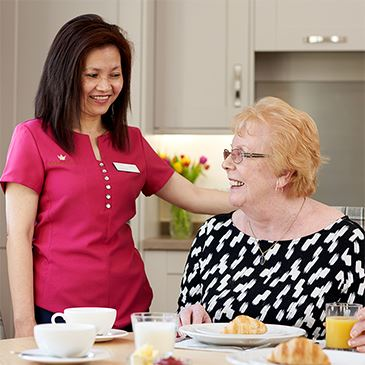 Care at Southlands - Westward Care