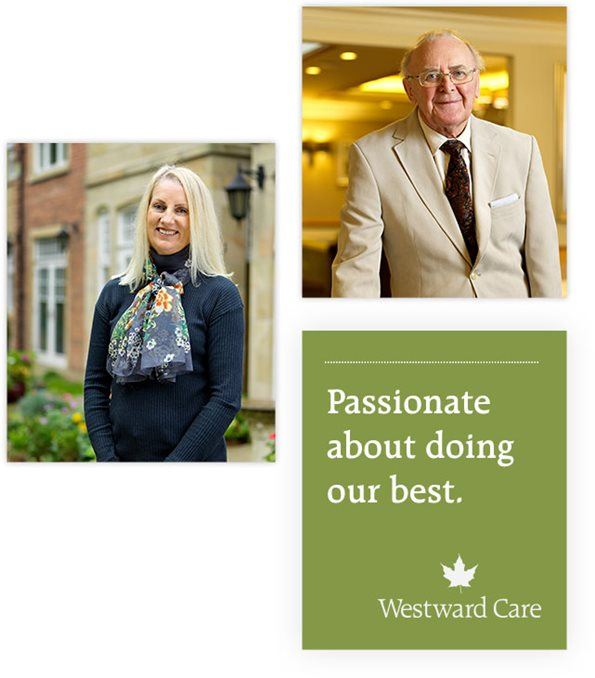 Passionate about doing our best - Westward Care